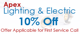 10% Off - Offer Applicable for First Service Call